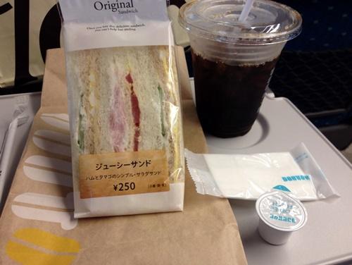 ドトールコーヒーショップ新幹線新大阪駅店3