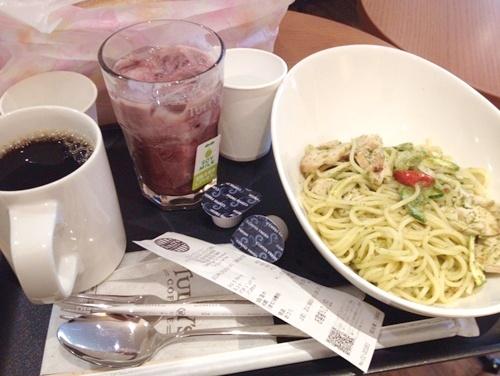 タリーズコーヒー パシフィックマークス江坂店5