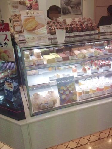 レーブドゥシェフ 阪神百貨店梅田店
