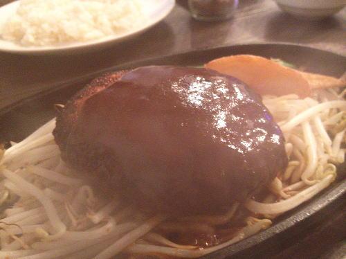 ステーキハンバーグのタケル3
