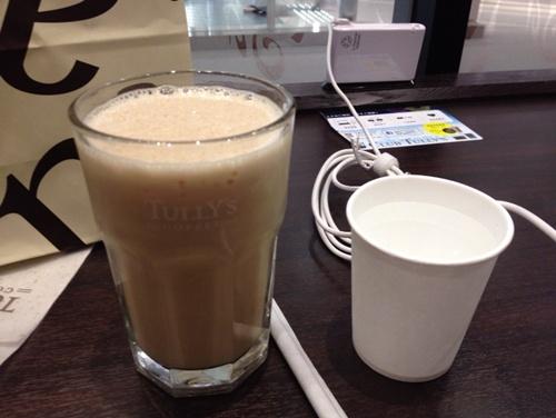 タリーズコーヒー 新大阪阪急ビル店2