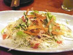 えこ贔屓サラダ