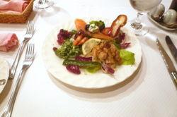 エスカルゴ前菜