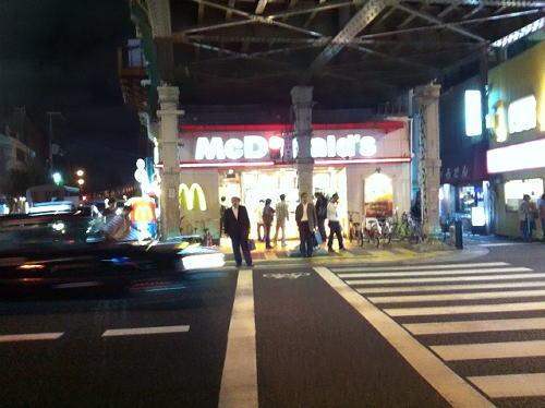 マクドナルド寺田町店