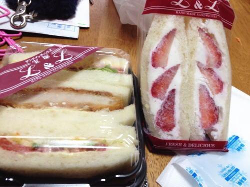 サンドイッチハウスL&L